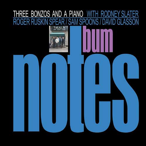 Bum Notes cd: 3 Bonzos and a Piano