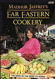 Madhur Jaffreys cookery series BBC tv 1988