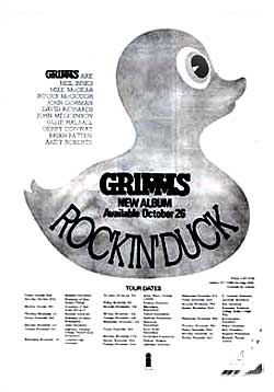 GRIMMS Advert