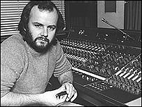 John Peel - BBC photo