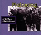 CD Plainsong single - Voices | Gunga Din | Steal That Beat |